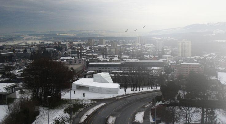 Luzern Stadtarchiv / XTEN Architecture