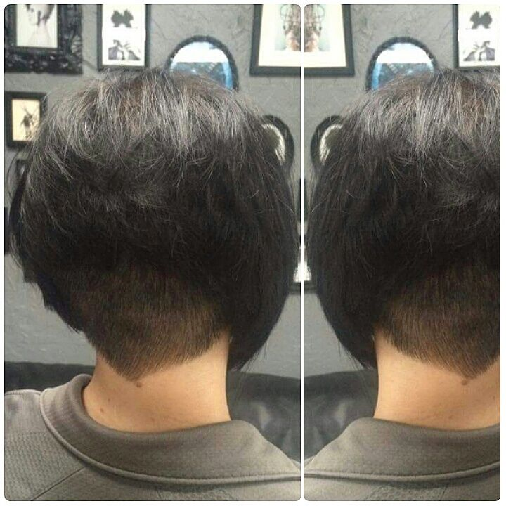 Pleasing 1000 Ideas About Stacked Inverted Bob On Pinterest Stacked Bobs Hairstyles For Men Maxibearus