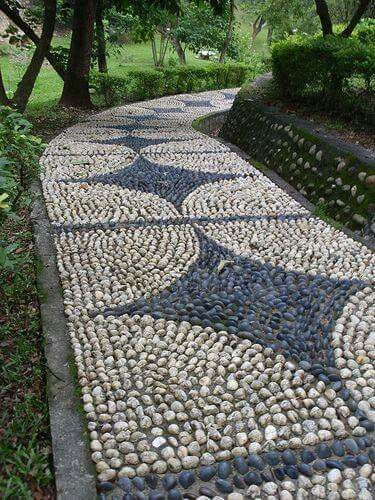 293 Best Landscaping Mosaic Ideas Images On Pinterest | Pebble Mosaic,  Mosaic And Garden Paths