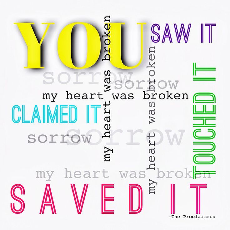 The Proclaimers - Sunshine on Leith - lyrics