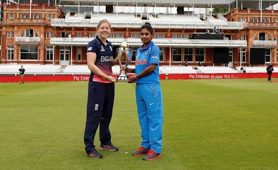 India vs England, Live Cricket Score, ICC Women's World Cup 2017 Final: India seek to create history at Lord's