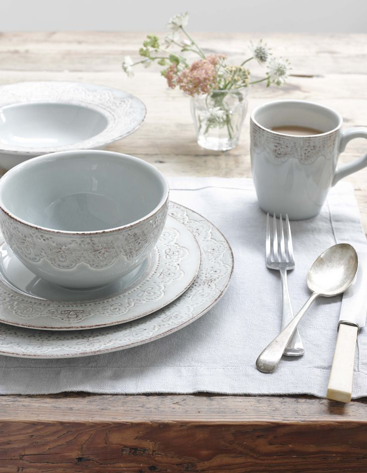 Floris ceramic collection, from £35