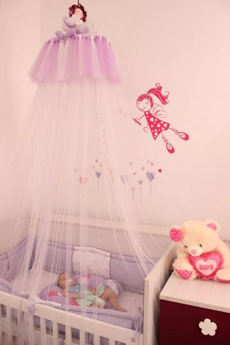 M s de 1000 ideas sobre mosquitero en pinterest cama con - Dosel cama nina ...
