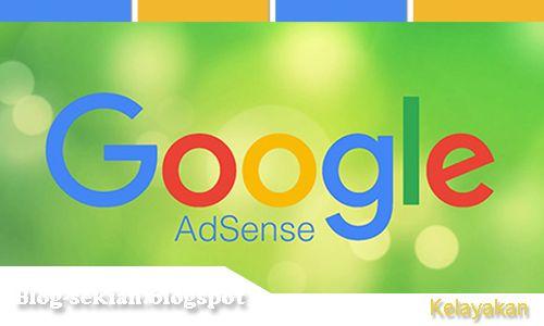Google AdSense Kelayakan