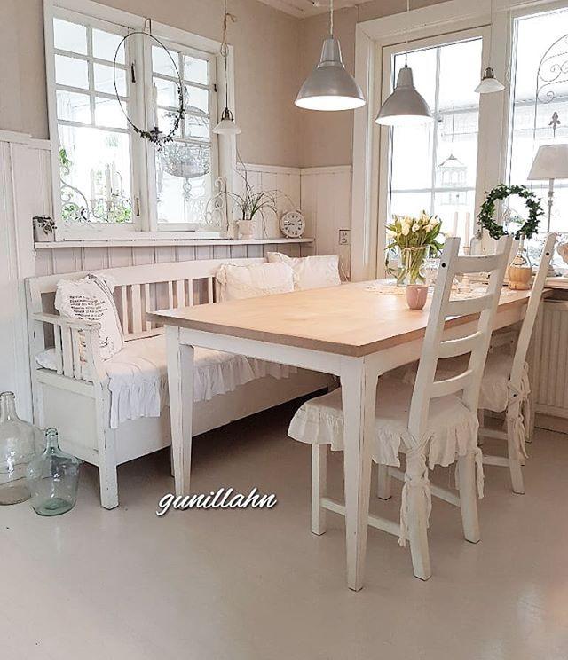 Gunilla Gunillahn Instagram Photos And Videos Rustic Dining Table Home Decor Rustic Dining