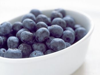"""""""Wild Blueberry Buttermilk Cinnamon Muffins"""" from Cookstr.com #cookstr"""