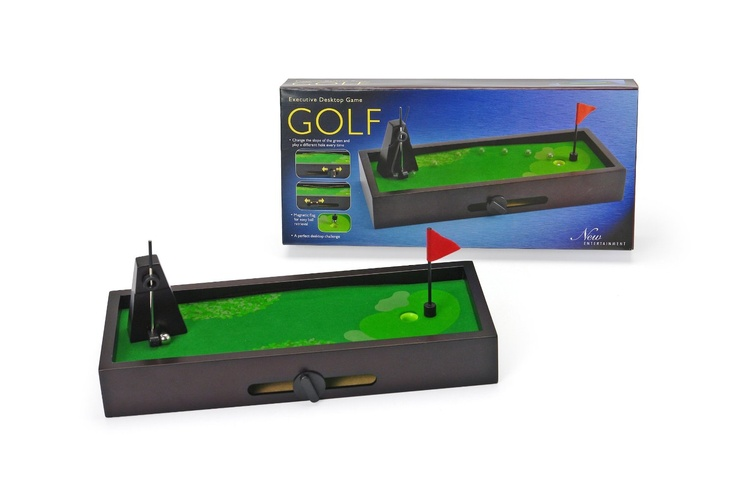 This table tp golf game is perfct if your boss like golf. For more details about this, along with several other top gift ideas for your boss, take a look at this link.