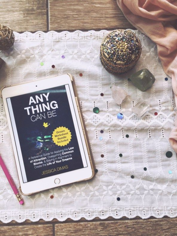Anything Can Be: a reference guide to applying the law of attraction and living a magical life