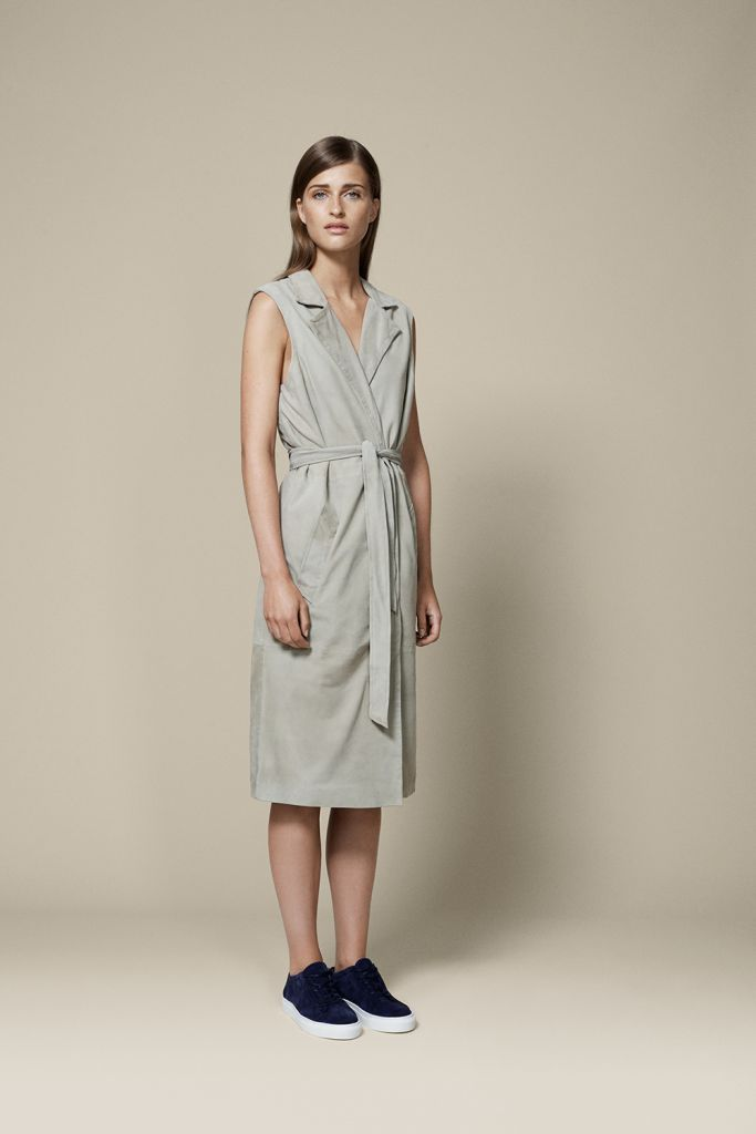 GO BACK TO THE WRAP DRESS  This classic sworn by the mother's that raised us is the latest to become a summer favorite. The hourglass shape it creates is reason enough to hop on the wrap dress train, but the fact that it's a chic go-to of women before us has us feeling proud take on the honor of an age-old favorite.