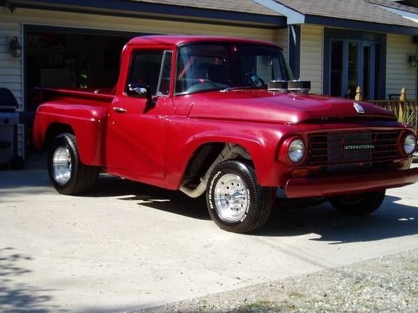 international harvester trucks for sale 1964 international harvester pickup for sale by haggle. Black Bedroom Furniture Sets. Home Design Ideas
