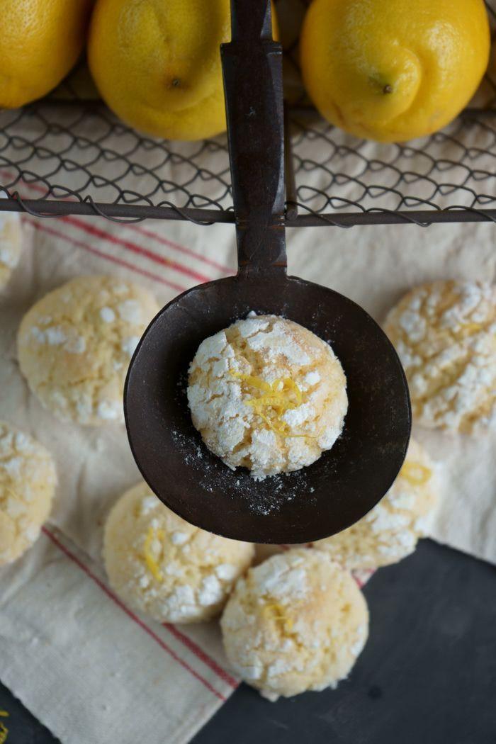 Biscotti al Limone – italienische Zitronenplätzchen