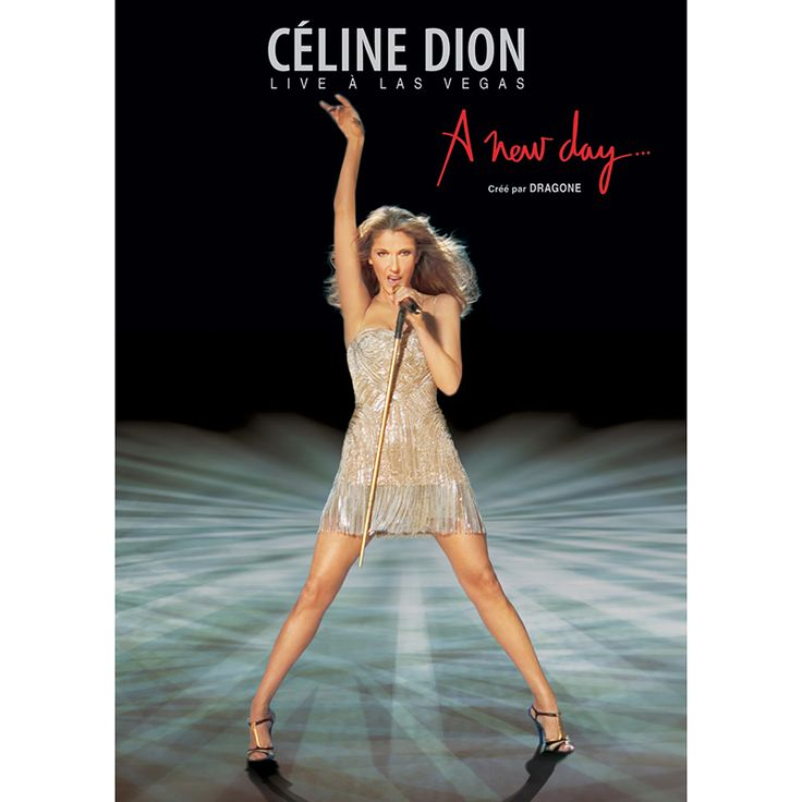 Celine Dion – Live in Las Vegas
