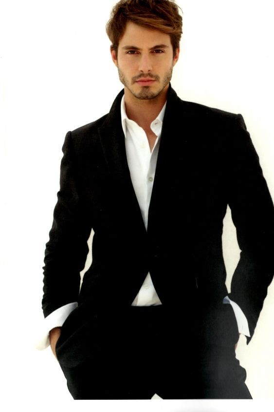 Emanuele Fiore, Italian model, b. 1988 Wow! Daydream...