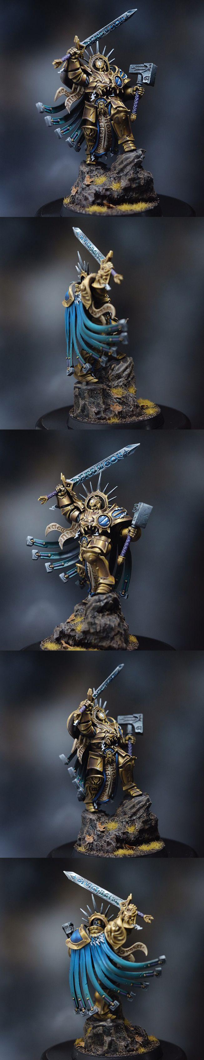 Sigmar Lord Celestant