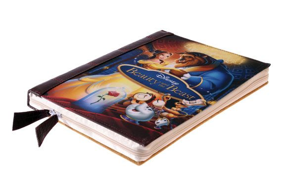 13 Macbook Pro Book Beauty and The Beast Case by CaseLibrary