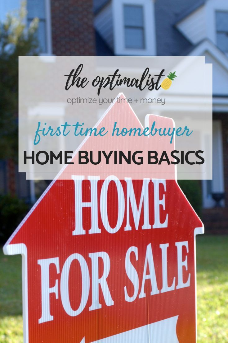 First Time Homebuyer Home Buying Basics Part 1 Of 3 Home