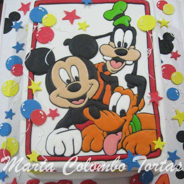 pastel infantil