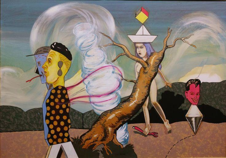 Peinture | Pierre Dessons