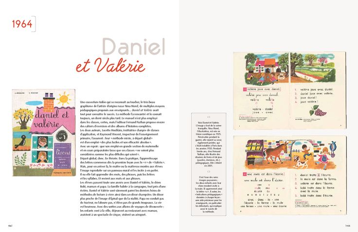 "Since 1964, many children have learned to read the manual ""Daniel and Valerie"" and ""mixed method overall start."" Daniel, Valerie ..."