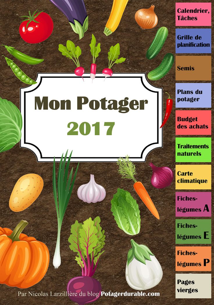 Pensez-vous qu'il faut être quelqu'un d'organisépour tenir un cahier de jardin ? • PotagerDurable.com