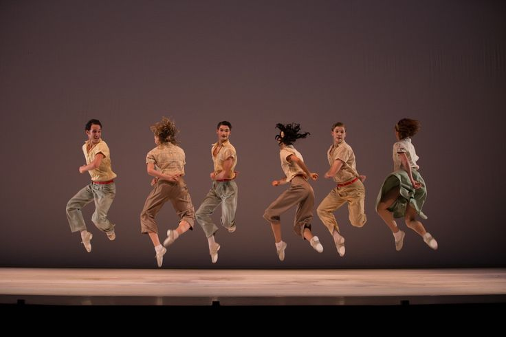 Paul Taylor's Company B performed by Queensland Ballet