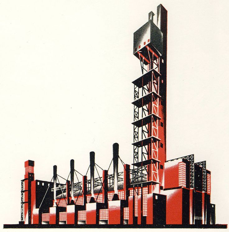 The speculative constructivism of Iakov Chernikhov's early architectural experiments, 1925-1932 | The Charnel-House