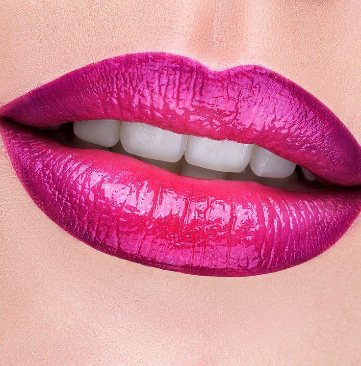 Speed retouching Lips   Ретушь губ   Retouch lips