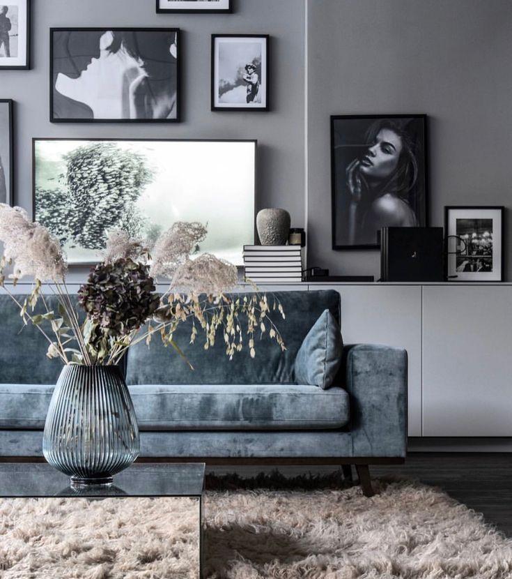 Finde die schönsten Wohnideen für dein Wohnzimme…