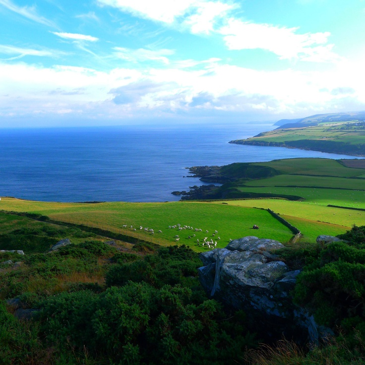 Isle of Man. The Isle of Man, otherwise known simply as Mann, is a self-governing British Crown Dependency, located in the Irish Sea between the islands of Great Britain and Ireland. The head of state is Queen Elizabeth II, who holds the title of Lord of Mann. Wikipedia