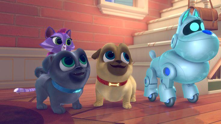 "TV Review: Disney Junior's ""Puppy Dog Pals"" - LaughingPlace.com"