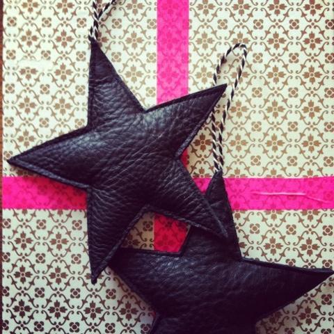 Læder stjerner