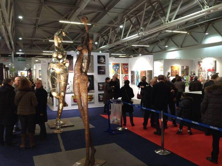 Beaucoup de choses à découvrir à l'ART3F de Mulhouse jusqu'au 1er décembre