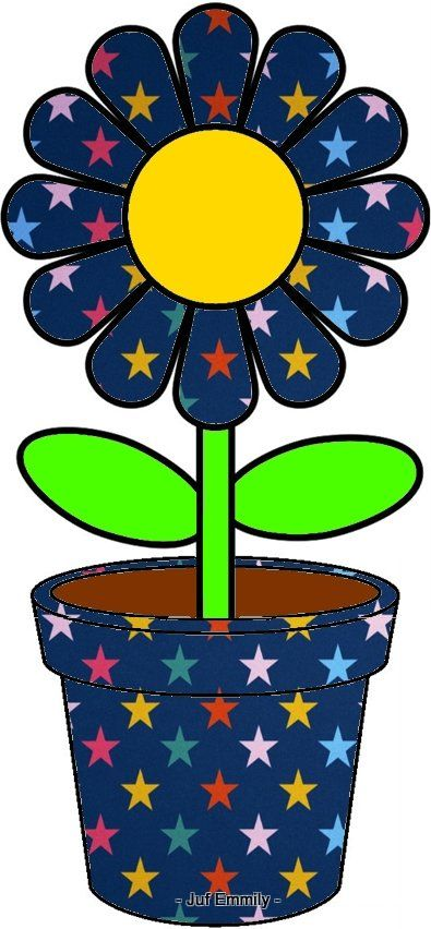Zoek de juiste bloem: sjabloon (Juf Emmily)