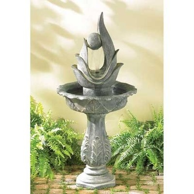 38 best Water Fountains images on Pinterest | Water games, Decks and ...