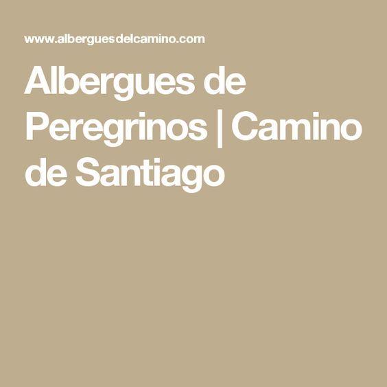 Albergues de Peregrinos | Camino de Santiago