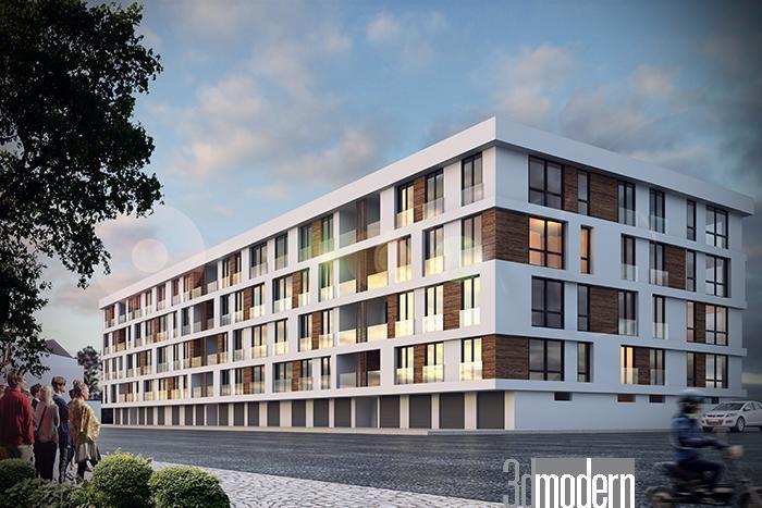 3d Dışcephe Tasarımı&Mimari Modelleme #architecture