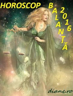 diane.ro: Horoscop Balanţă 2016