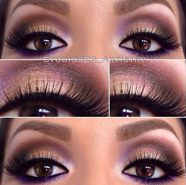 12 Easy Ideas For Prom Makeup For Hazel Eyes The Purple