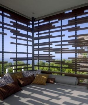 Alila Villas Uluwatu in Bali,Indonesia was Designed by WOHA - Modern Contemporary Design � modecodesign.com by annaly