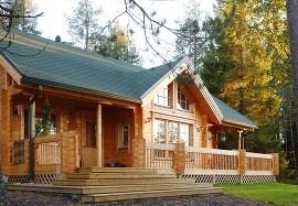 Dream log cabin..!