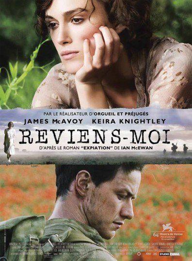 Reviens-moi (2007) Regarder Reviens-moi (2007) en ligne VF et VOSTFR. Synopsis: Août 1935. Malgré la canicule qui frappe l'Angleterre, la famille Tallis mène une vie...