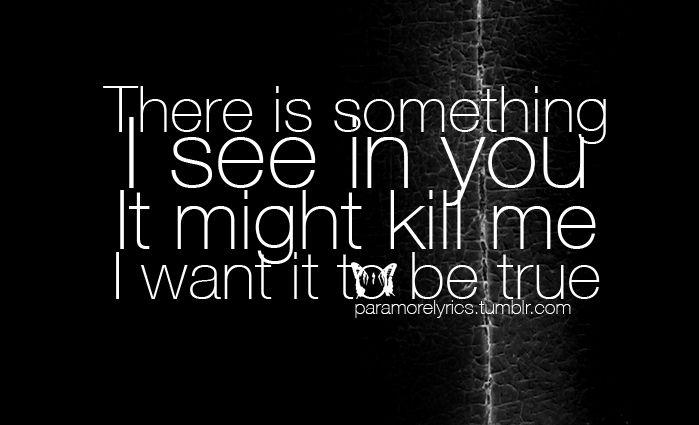Paramore | Decode lyrics - twilight music video
