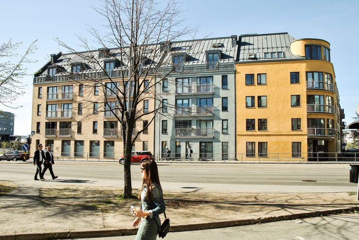 Fjæregata (2006) – ARC arkitekter