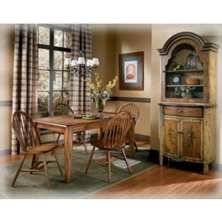 Ashley Furniture Berringer Table 4 Side Chairs 2 At Big Sandy Superstore