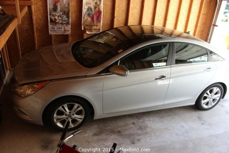 MaxSold - Auction: Waterloo Estate Online Auction -  Hyundai Sonata sold for $11,400