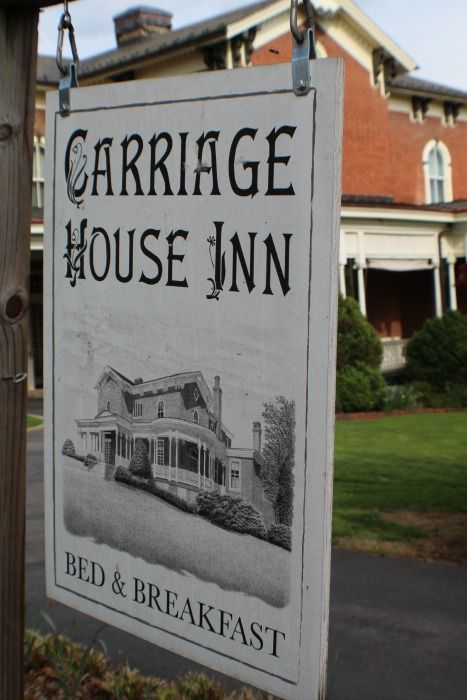 In the bustling town of Lynchburg, VA you will find an oasis of calm and beauty at the Carriage House Inn Bed and Breakfast. This b & B is truly an amazing place to stay.