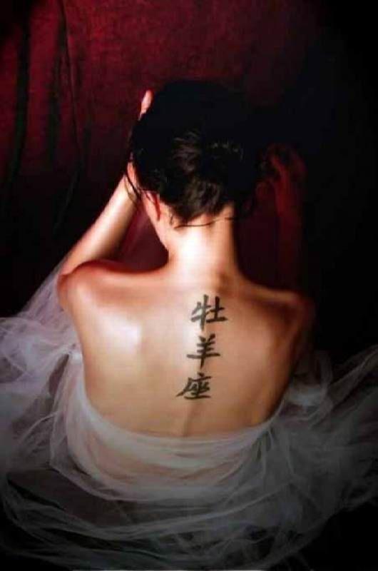 Chinese Characters Tattoo   #Tattoo, #Tattooed, #Tattoos