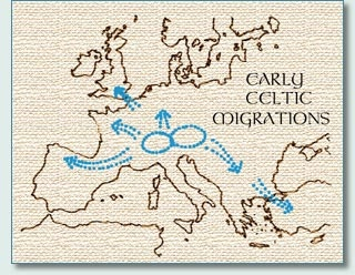 Celtic history. Maybe we really all are Irish.