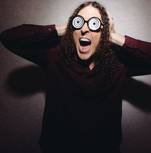 At some point last week, Weird Al Yankovic's Twitter account became unmanageable.