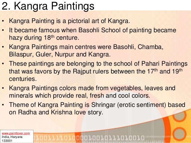 Kangra Painting